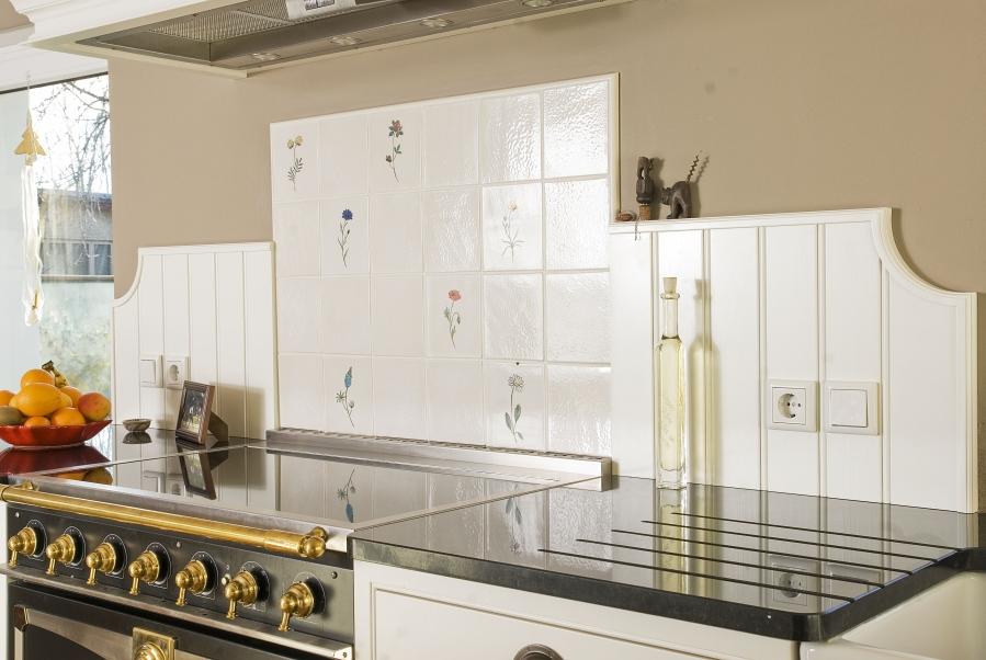 Fotogalerie rustikale Landhausküche im englischen Stil