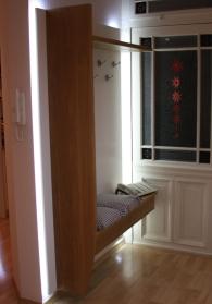 sichtschutz f r den au enbereich flurgarderobe mit. Black Bedroom Furniture Sets. Home Design Ideas